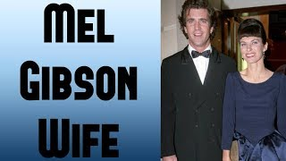 Mel Gibson Wife Robyn Moore Gibson 2017 | Mel Gibson with Wife