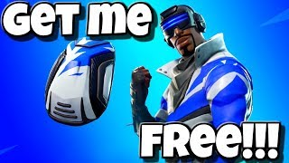FREE FORTNITE PS4 SKIN | HOW TO GET THE FREE CELEBRATION PACK 2 SKIN & BACK BLING