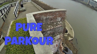 PURE POV Parkour (NO FLIPS)