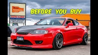 Watch This BEFORE You Buy a Hyundai Tiburon GT!