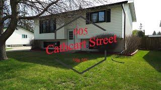 Winnipeg House For Sale - 605 Cathcart Street, Winnipeg, Manitoba