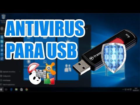 ANTIVIRUS PARA MEMORIAS USB GRATIS PORTABLE 2017
