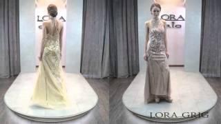 Модное вечернее платье для женщин D4910 LG Stefani