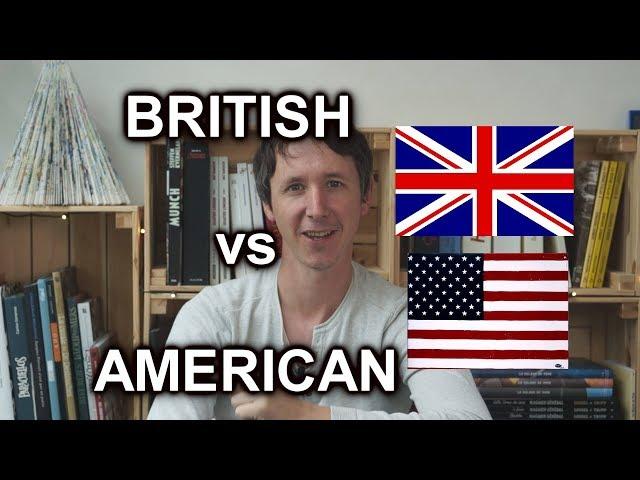 Anglais britannique ou américain?