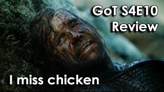 Ozzy Man Reviews: Game of Thrones - Season 4 Episode 10