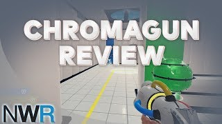 ChromaGun (Switch) Review (Video Game Video Review)