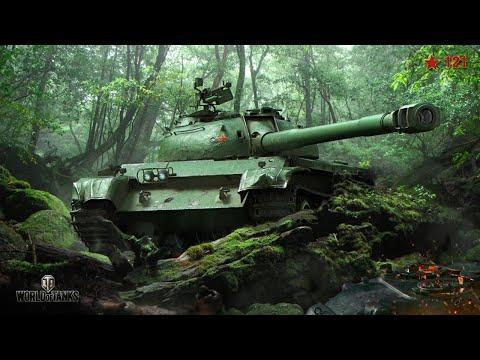 Танкосмотр2020 #40. Китай. Средние танки (веткa 121) | World Of Tanks