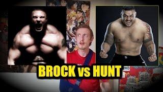 UFC 200 Is Brock Lesnar Using Steroids vs Mark Hunt?