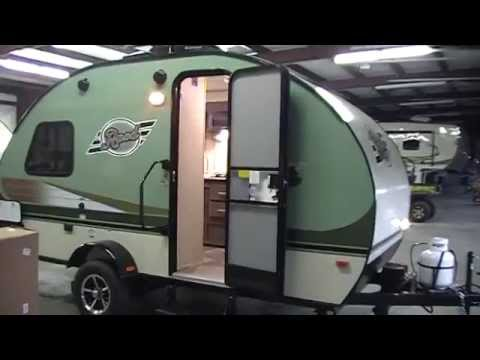 Forestriver R Pod 176 Travel Trailer At Jeff Couchs RV Nation Wholesaler