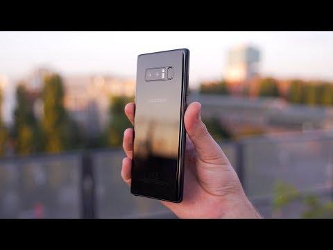 Galaxy Note 8 Hands-On: Der Nachfolger einer Legende! - felixba