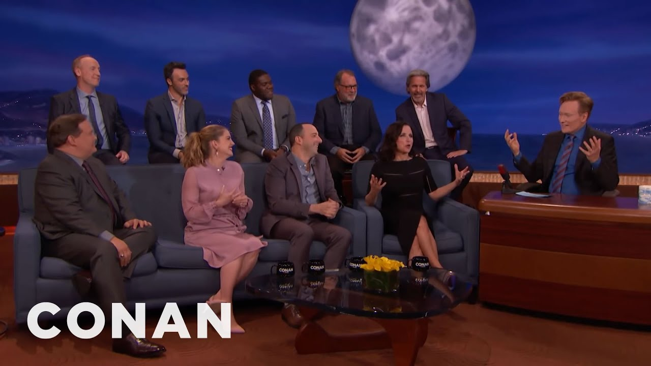 """Download The """"VEEP"""" Cast On The Show's Most Hurtful Insults   CONAN on TBS"""