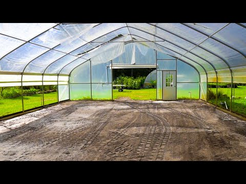 We Gutted The Greenhouse!