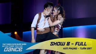Destiny - Kim Phụng & Tuấn Đạt // Samba - Show 8 - Thử Thách Cùng Bước Nhảy 2016