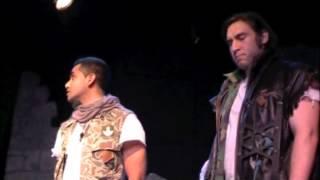 Macbeth Act IV Scene 3, Seoul Shakespeare Company (April 2011)