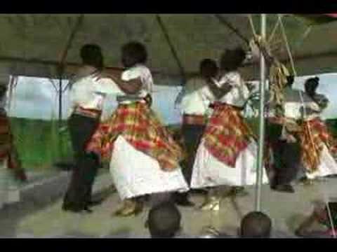 Jounen Creole Dancing @ Belle Vue St Lucia