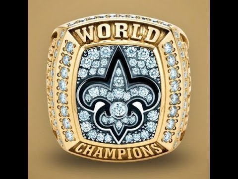 New Orleans Saints Super Bowl XLIV Champions