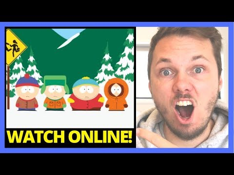 Watch South Park Online! 😱 [HOW TO GUIDE]