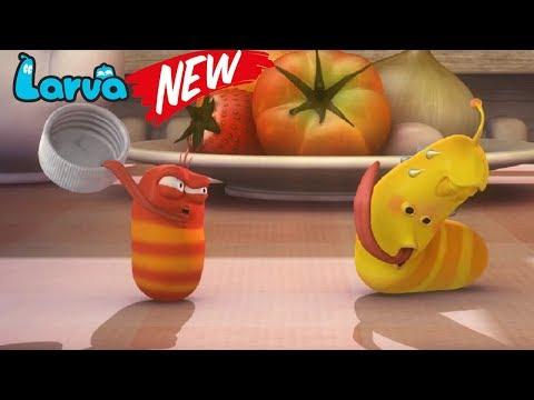 Larva 2018 Cartoon Full Movie   Episodes Hi Pink - Spinner   Larva Terbaru New Season