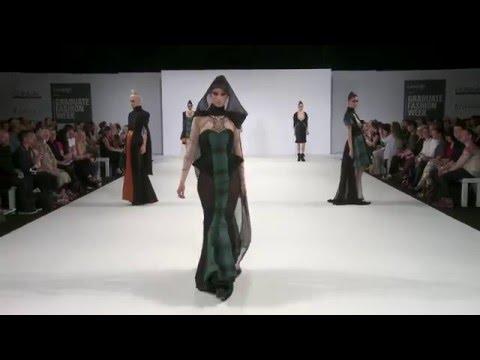 Graduate Fashion Week 2013 -- Liverpool John Moores University