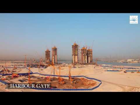 Dubai Creek Harbour Construction Update