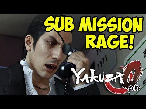 dating yakuza 0
