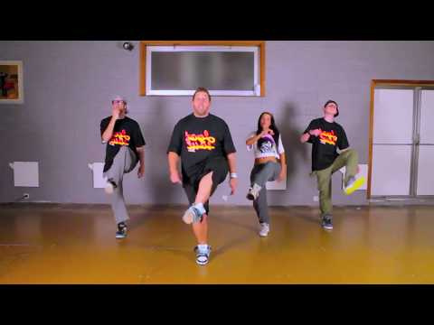 Party Rock Anthem - choreography tutorial I Street Dance Academy episode 4