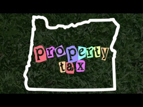 Lessons from Oregon's property tax reform efforts