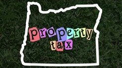A brief history of Oregon's property tax system
