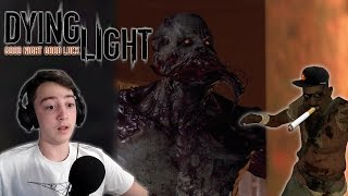 Dying Light (Funny Moments) - עצירה ביער