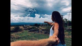 TOP 10 BALI (TRAVELLERS PARADISE)  Agung Volcano