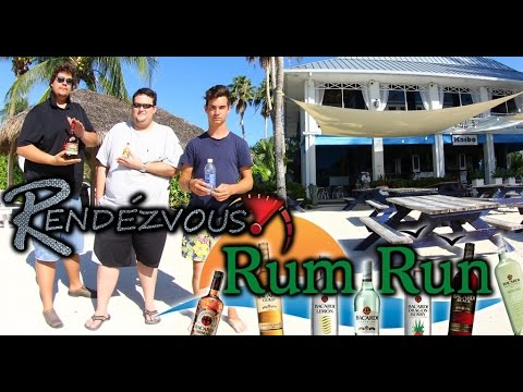 Rendezvous Cayman Ep. 1 - Rum Run