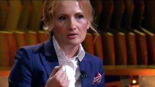 Познер vs Яровая Полная версия Ругня в прямом эфире!!!   YouTube