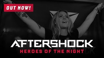 Aftershock - Heroes Of The Night   Official Videoclip