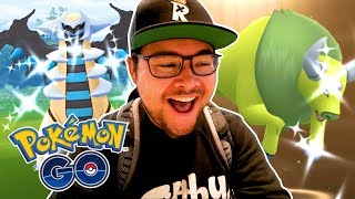 THE MOST UNEXPECTED SHINY EVER! [Pokémon GO!]