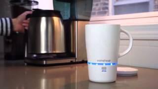 Nano Heated Wireless Mug