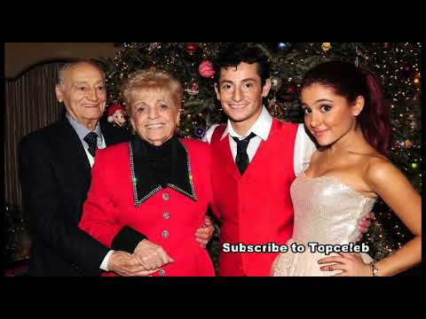 Ariana Grande with Her Mother Joan Grande, Father Edward Butera  Lovely Album...How Cute!!