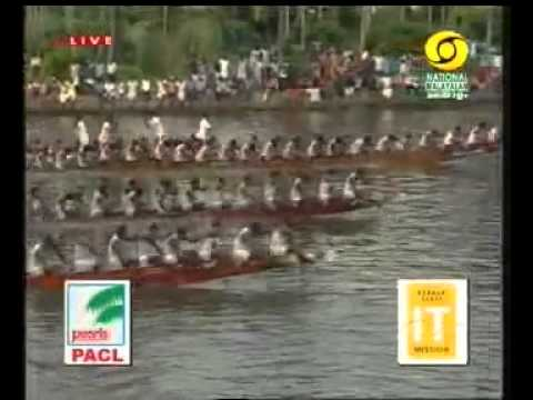 Nehru Trophy Boat Race 2012, Heats No.1