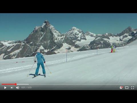 Warren Smith Ski Academy - Gap year ski instructor training Cervinia ...