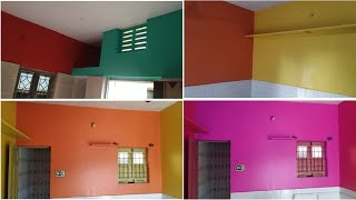 Asian Paint Latest Colour Combination With Colour Code Bedroom Orange Colour Combination With Code Youtube