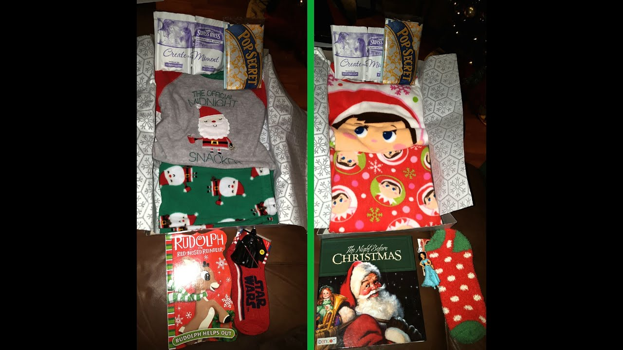 target haul christmas eve box ideas stocking stuffers and gift ideas