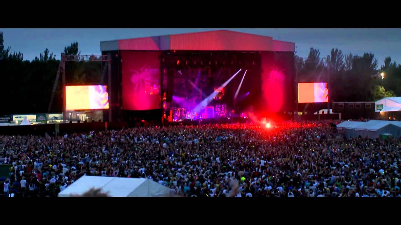 The Prodigy - World's on Fire (From the live CD/DVD/BLU-RAY) - YouTube