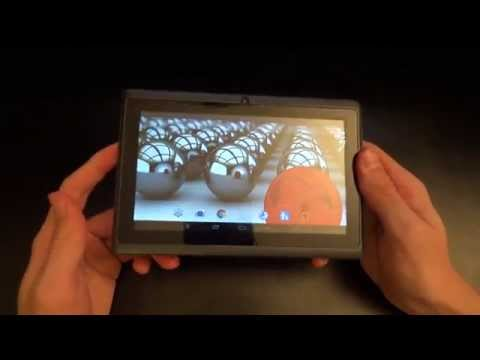 Review Of The Dragon Touch Y88x 7 Tablet By Totallydubbedhd Youtube