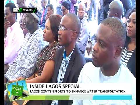 Inside Lagos| Lagos Water Transportation Special