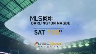 MLS 36: Darlington Nagbe and the Portland Timbers [HD]