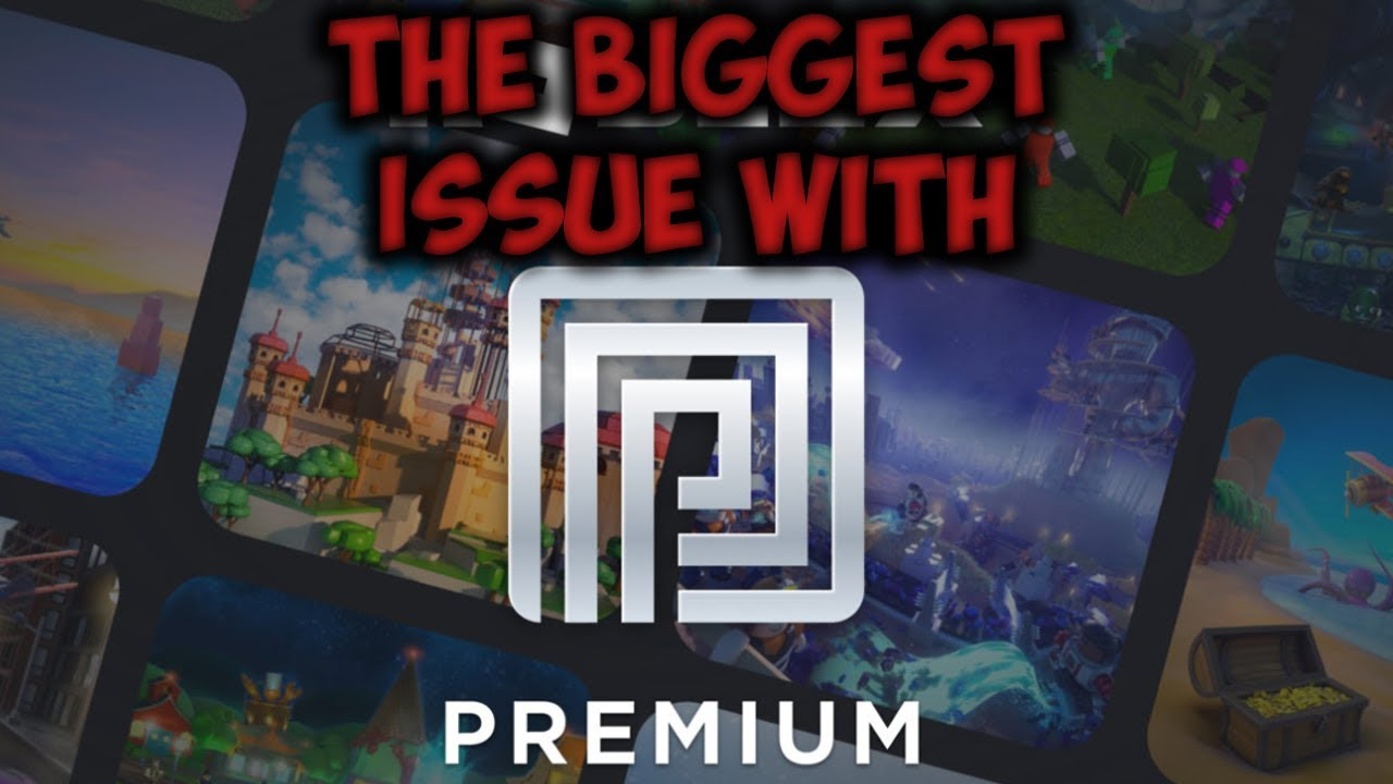 I Didnt Get My Daily Robux The Biggest Problem With Roblox Premium Youtube
