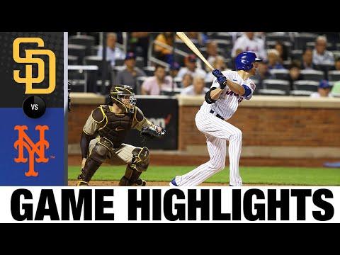 Padres vs. Mets Game Highlights (6/11/21) MLB Highlights