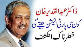 Election 2018 survey Prediction Which Party Will Win By Doctor Abdul Qadeer