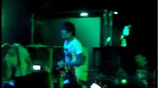 BRING ME THE HORIZON - Diamonds Aren't Forever live Bilbao, Rock Star 2011