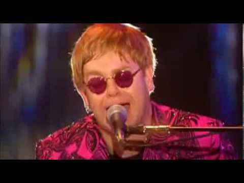ELTON JOHN - DANIEL - LIVE MADISON SQUARE GARDEN -  2.000 (HQ-856X480)