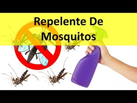 Cómo Deshacerse De Los Mosquitos Con Vinagre | Repelente De Mosquitos